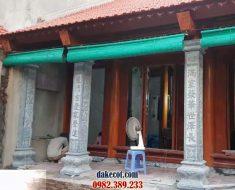 Cột đá DK 01