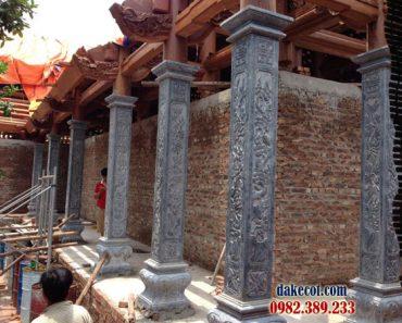 Cột đá DK 09