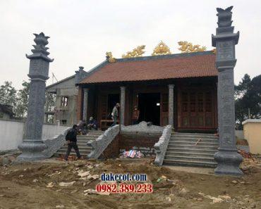 Cột đá DK 11