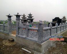Khu lăng mộ dòng họ DK 07
