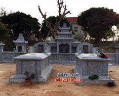 Khu lăng mộ dòng họ ĐK 10