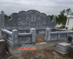 Khu lăng mộ dòng họ ĐK 12