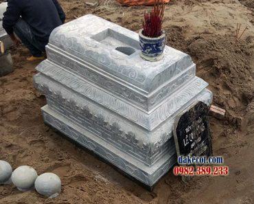 Mẫu mộ đẹp đơn giản ĐK 03