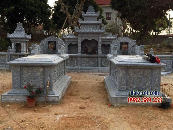 Mẫu mộ đẹp đơn giản ĐK 07
