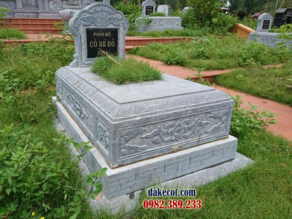 Mẫu mộ đẹp đơn giản ĐK 08