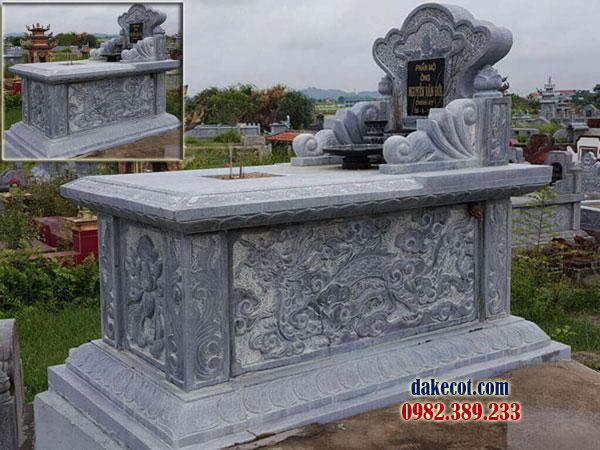 Mẫu mộ đẹp đơn giản ĐK 09