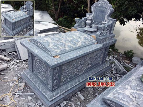 Mẫu mộ đẹp đơn giản ĐK 10