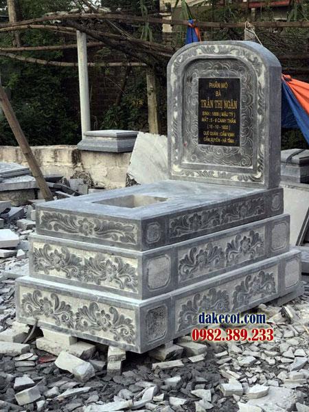 Mẫu mộ đẹp đơn giản ĐK 15