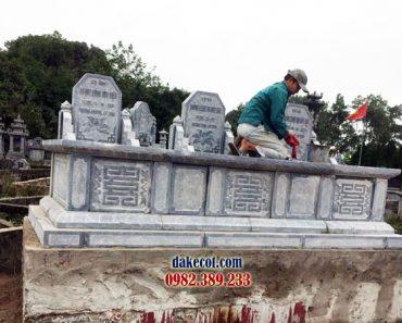 Mẫu mộ đôi đẹp DK 02