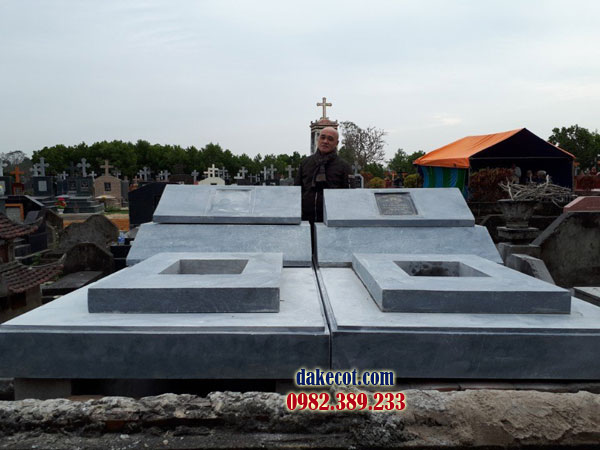Mẫu mộ đôi đẹp DK 03 01
