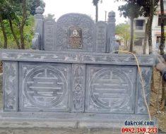 Mẫu mộ đôi đẹp DK 04