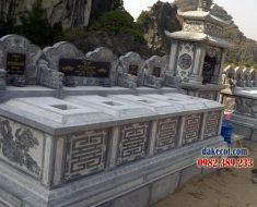 Mẫu mộ đôi đẹp ĐK 05