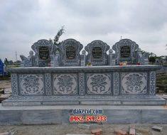 Mẫu mộ đôi đẹp ĐK 14