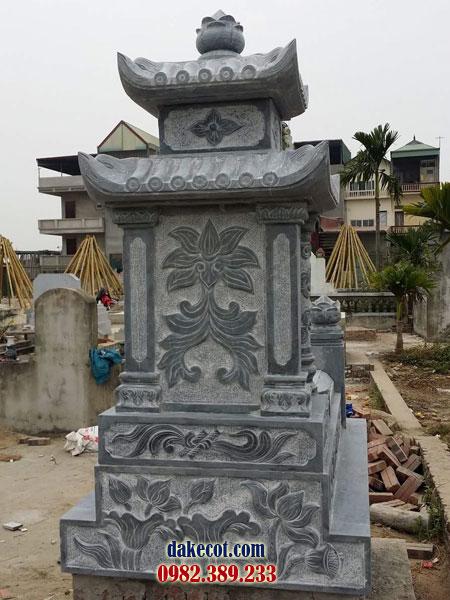 Mẫu mộ hai mái DK 01 01