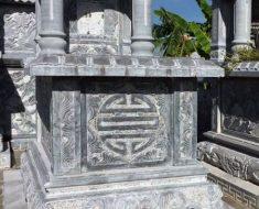 Mẫu mộ một mái DK 05