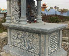 Mẫu mộ một mái ĐK 09