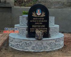 Mẫu mộ tròn đẹp ĐK 06