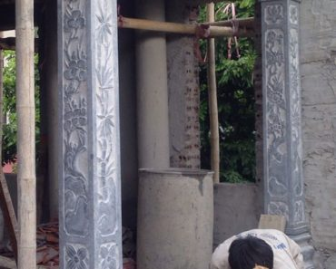 Cột đá DK 07