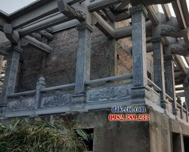 Cột đá ĐK 14
