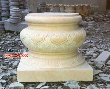 Bán chân tảng đá ĐK 06 - Địa chỉ bán tảng đá giao hàng toàn quốc