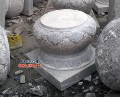 Chân cột đẹp ĐK 14 - Mẫu chân cột đẹp nhất bằng đá khối xem ngay