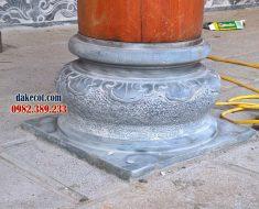 Đế cột nhà ĐK 17 - Hình ảnh một mẫu đế cột nhà tuyệt đẹp nhiều người dùng