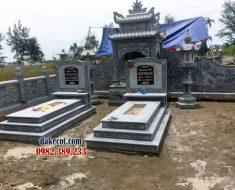 Khu lăng mộ dòng họ DK 01