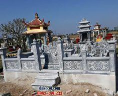 Khu lăng mộ dòng họ ĐK 04