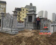 Khu lăng mộ dòng họ ĐK 05