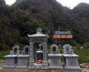 Khu lăng mộ dòng họ DK 08