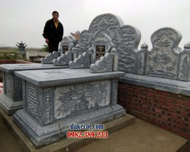 Khu lăng mộ dòng họ DK 09