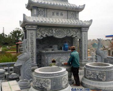 Khu lăng mộ dòng họ ĐK 11