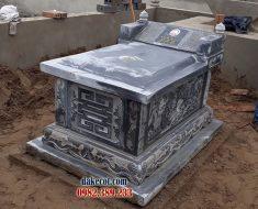 Mẫu mộ đẹp đơn giản ĐK 04