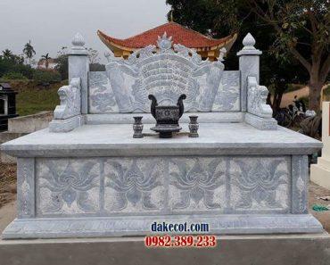 Mẫu mộ đẹp đơn giản ĐK 06