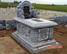 Mẫu mộ đẹp đơn giản ĐK 11