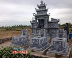 Mẫu mộ đẹp đơn giản ĐK 13