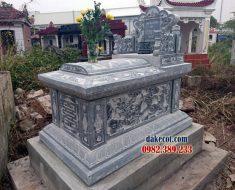 Mẫu mộ đẹp đơn giản ĐK 14