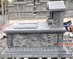 Mẫu mộ đôi đẹp DK 01