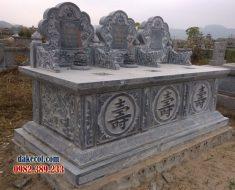Mẫu mộ đôi đẹp ĐK 09