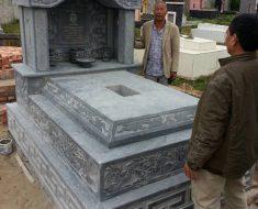 Mẫu mộ một mái ĐK 06